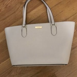 Kate spade cream colored shoulder bag
